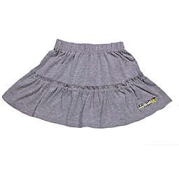 EZ-On BaBeez™ Ruffled Skirt in Heather Grey