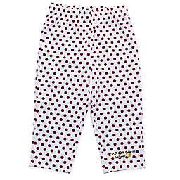 EZ-On BaBeez™ Red Dot Legging in White