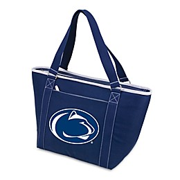 NCAA Pennsylvania State Collegiate Topanga Cooler Tote in Navy Blue