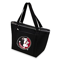 NCAA Florida State University Collegiate Topanga Cooler Tote in Black