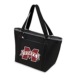 NCAA Mississippi State Collegiate Topanga Cooler Tote in Black