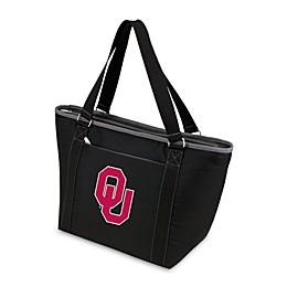 NCAA University of Oklahoma Collegiate Topanga Cooler Tote in Black
