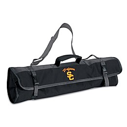 NCAA University of Southern California Collegiate 4-Piece BBQ Tote