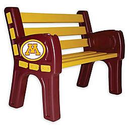 University of Minnesota Outdoor Park Bench
