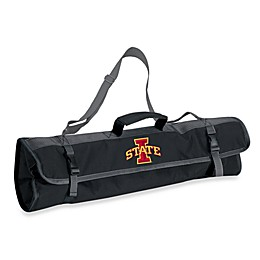 NCAA Iowa State Collegiate 4-Piece BBQ Tote