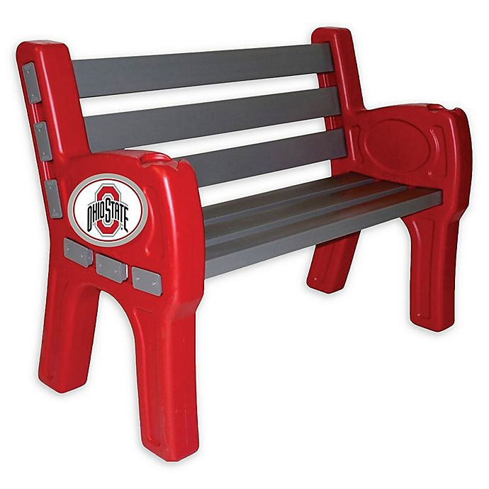 Ohio State University Outdoor Park Bench Bed Bath Amp Beyond