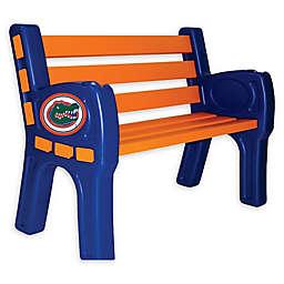 University of Florida Outdoor Park Bench