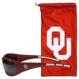 University of Oklahoma Sunglasses and Bag Set