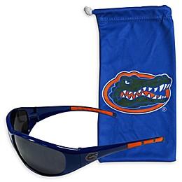 University of Florida Sunglasses and Bag Set