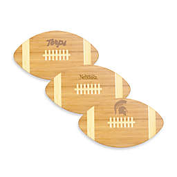 NCAA Collegiate Touchdown! Bamboo Cutting Boards Collection
