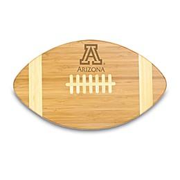 NCAA University of Arizona Touchdown! Bamboo Cutting Board