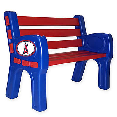 MLB Los Angeles Angels Outdoor Park Bench