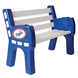 MLB Los Angeles Dodgers Outdoor Park Bench