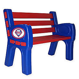 MLB Philadelphia Phillies Outdoor Park Bench