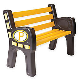 MLB Pittsburgh Pirates Outdoor Park Bench