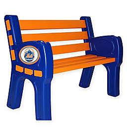 MLB New York Mets Outdoor Park Bench