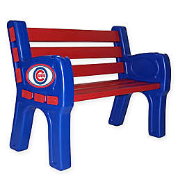 MLB Chicago Cubs Outdoor Park Bench