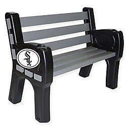 MLB Chicago White Sox Outdoor Park Bench