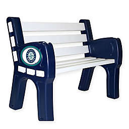 MLB Seattle Mariners Outdoor Park Bench