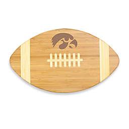 Picnic Time® University of Iowa Touchdown! Bamboo Cutting Board
