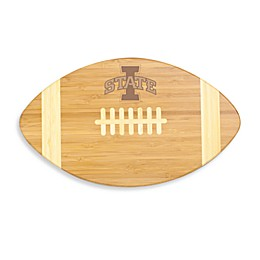 NCAA Iowa State Touchdown! Bamboo Cutting Board