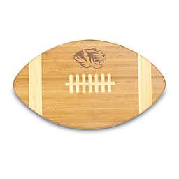 NCAA University of Missouri Touchdown! Bamboo Cutting Board
