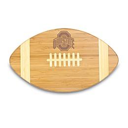 NCAA Ohio State Touchdown! Bamboo Cutting Board