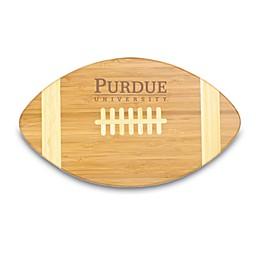 NCAA Purdue University Touchdown! Bamboo Cutting Board