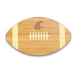 NCAA Washington State University Touchdown! Bamboo Cutting Board
