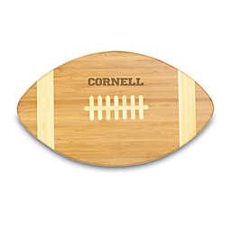 NCAA Cornell University Touchdown! Bamboo Cutting Board