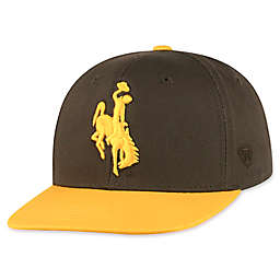 University of Wyoming Maverick Youth Snapback Hat