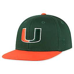 University of Miami Maverick Youth Snapback Hat