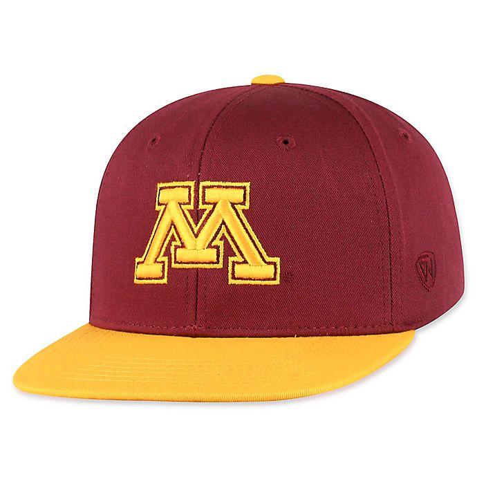 Alternate image 1 for University of Minnesota Maverick Youth Snapback Hat