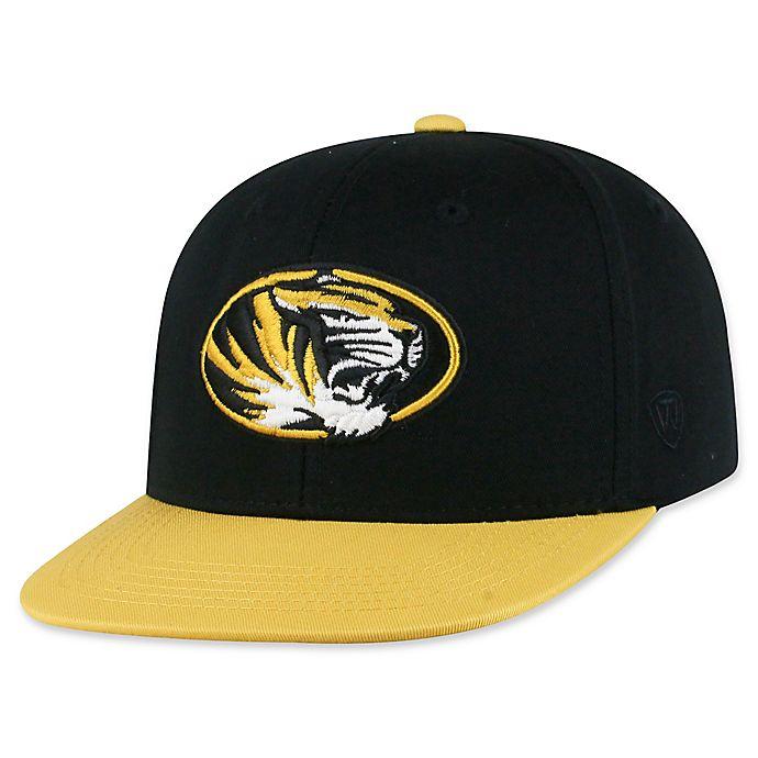 Alternate image 1 for University of Missouri Maverick Youth Snapback Hat