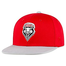 University of New Mexico Maverick Youth Snapback Hat