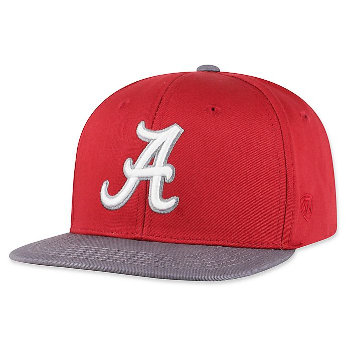 Alternate image 1 for University of Alabama Maverick Youth Snapback Hat