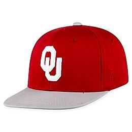 University of Oklahoma Maverick Youth Snapback Hat