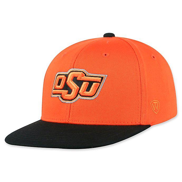 Alternate image 1 for Oklahoma State University Maverick Youth Snapback Hat
