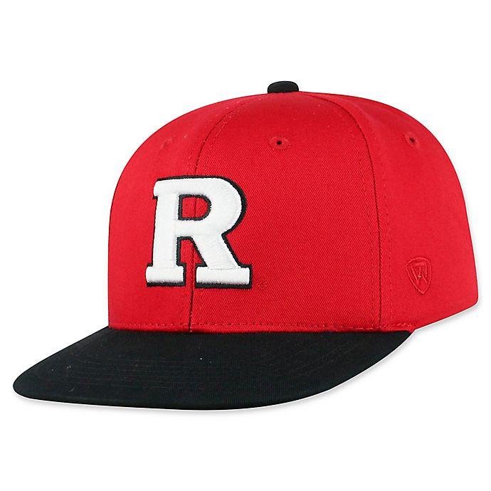 Alternate image 1 for Rutgers University Maverick Youth Snapback Hat