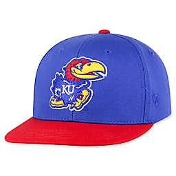 University of Kansas Maverick Youth Snapback Hat