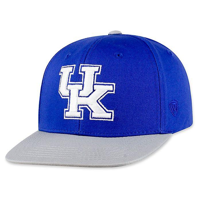 Alternate image 1 for University of Kentucky Maverick Youth Snapback Hat