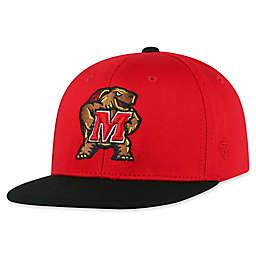 University of Maryland Maverick Youth Snapback Hat