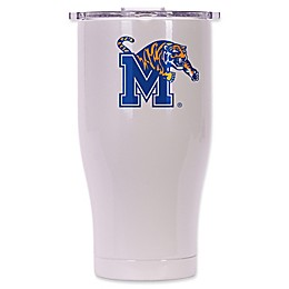 ORCA® University of Memphis 27 oz. Chaser Tumbler in Pearl/Clear