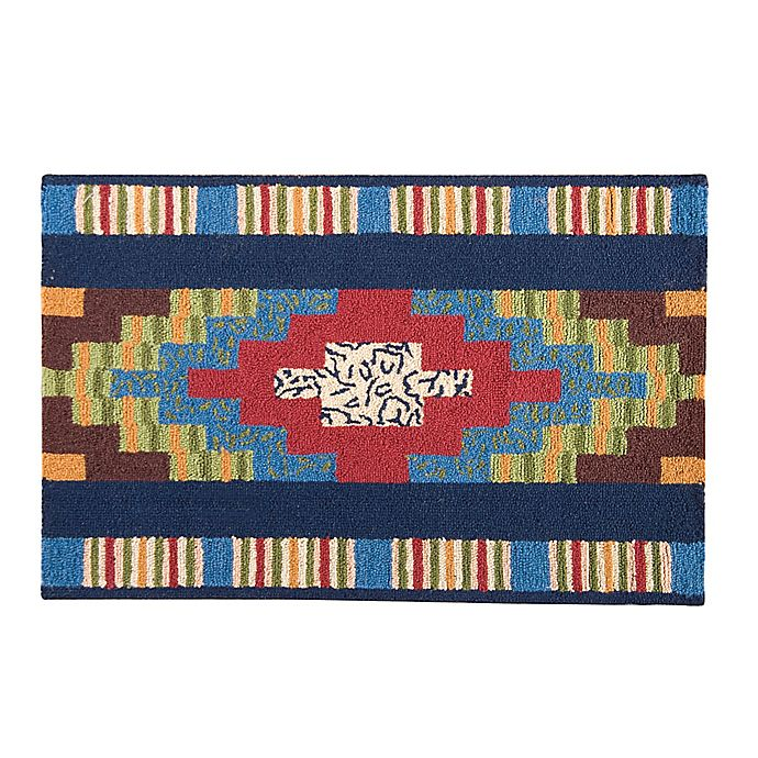 Alternate image 1 for Durango 2' x 3' Wool Accent Rug