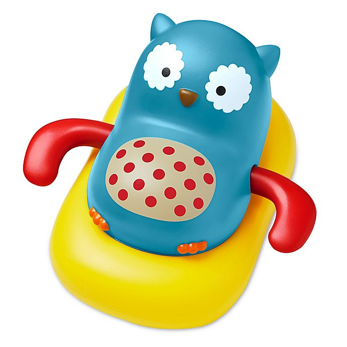 Alternate image 1 for SKIP*HOP® Zoo Paddle & Go Owl in Blue