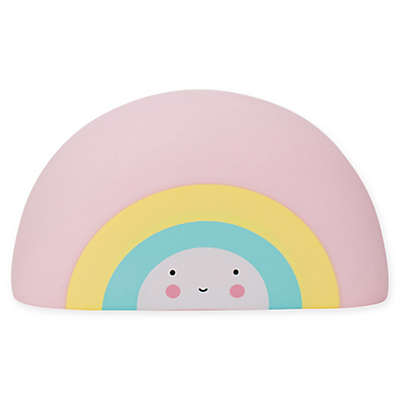 A Little Lovely Company™ Rainbow Bath Toy in Pink