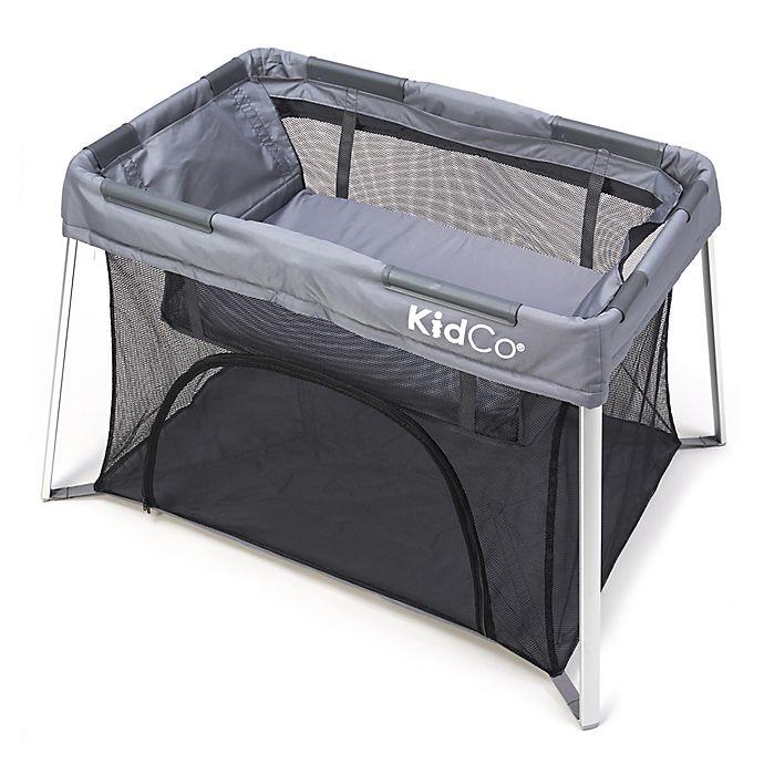 Alternate image 1 for KidCo® TravelPod Plus Portable Playard in Grey