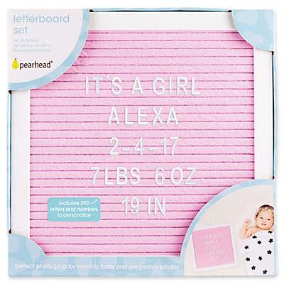 Pearhead® Felt Letter Board Set
