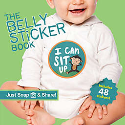 Workman The Belly Sticker Book