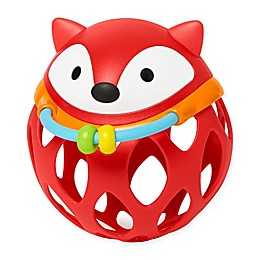 SKIP*HOP® Explore & More Roll Around Rattle Fox